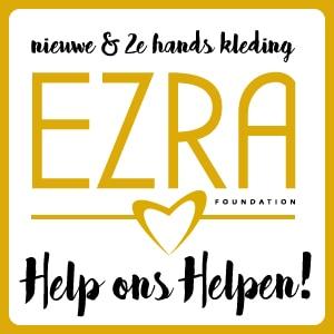 Logo Ezra foundation
